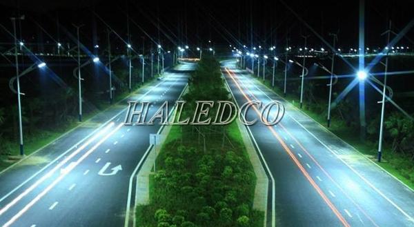 Đèn đường led HLS3- 60w chiếu sáng đường phố đô thị