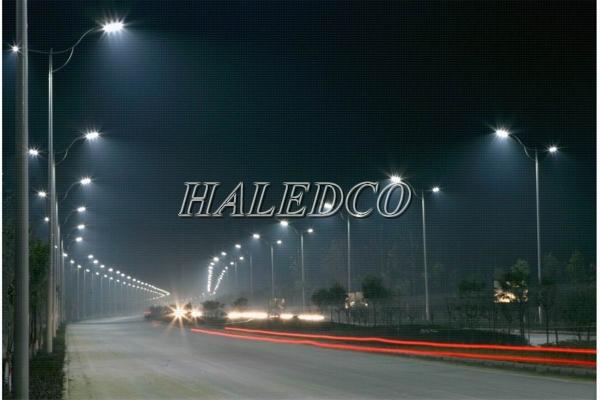 Ứng dụng chiếu sáng đèn đường led HLS5-182w