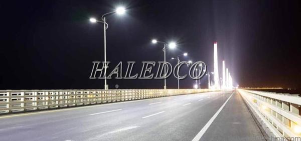 Ứng dụng chiếu sáng đường phố của đèn đường led HLS5-42w
