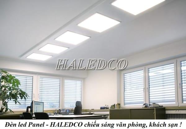 Ảnh ứng dụng đèn led Panel HLPL3.6-300x600/18w