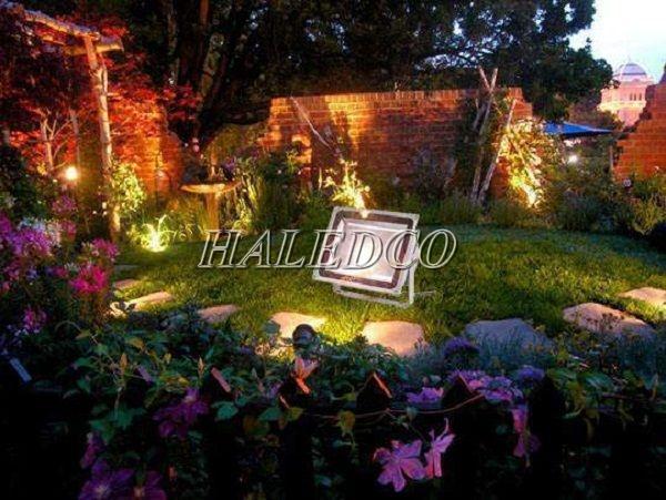 Ứng dụng chiếu sáng của đèn pha led HLFL5-200w