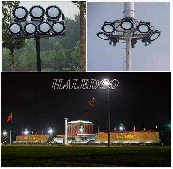 Ứng dụng chiếu sáng của đèn pha led HLFL3-300w chiếu xa