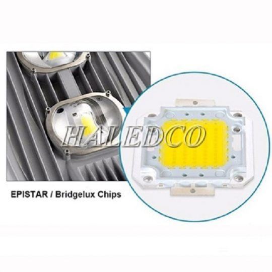 Đèn đường led HLS8-100