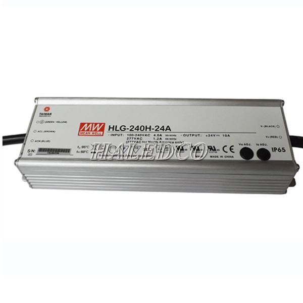 Nguồn led đèn đường led HLS9-250w
