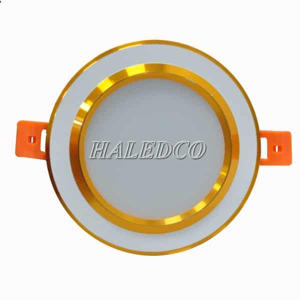 Chíp led sau tấm fin đèn led âm trần HLDLT5-7w