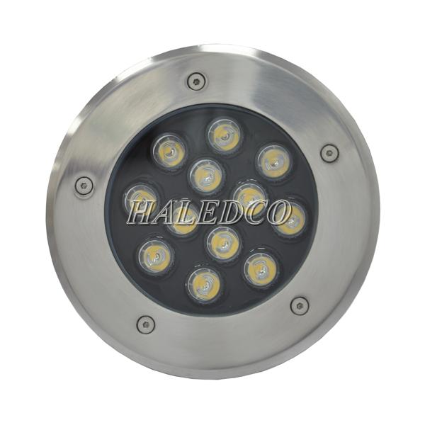 Cấu tạo chip led của đèn led âm đất HLUG1-12w
