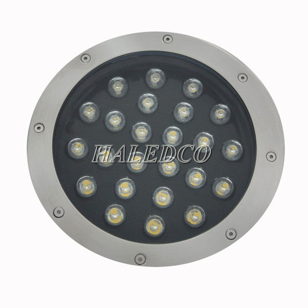 Cấu tạo chip của đèn led âm đất HLUG1-24w