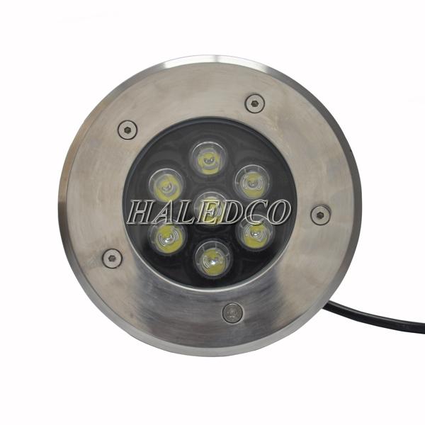 Cấu tạo chip led của đèn led âm đất HLUG1-7w