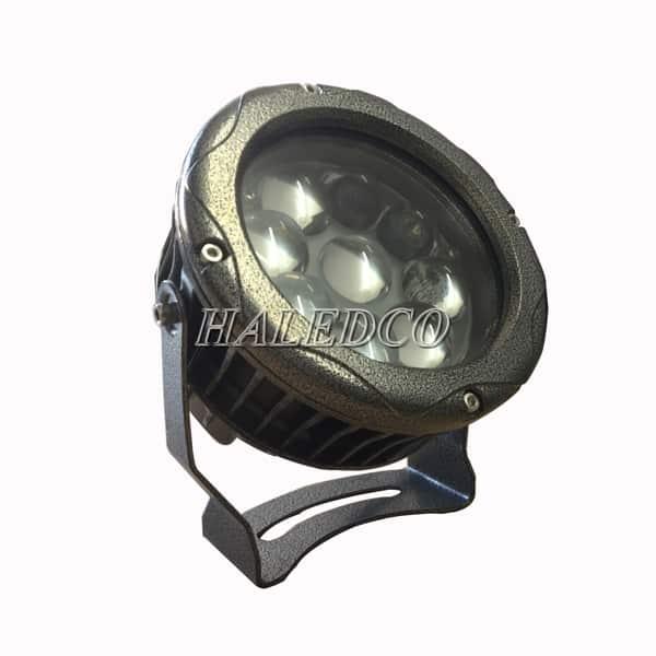 Kiểu dáng thân đèn pha led HLFL8-18w