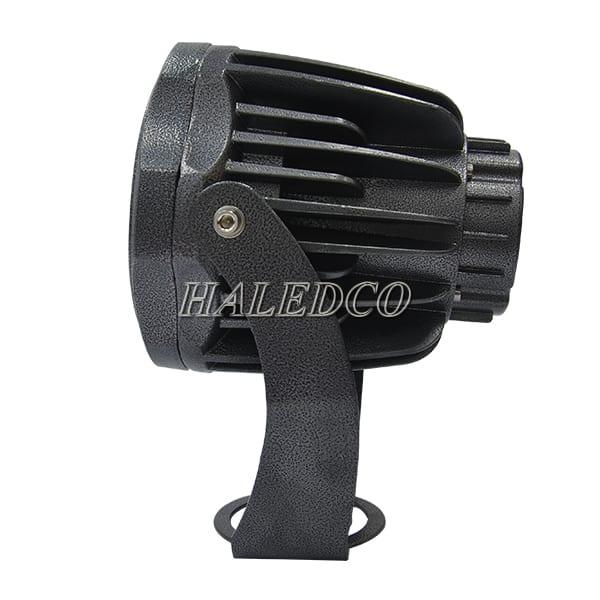 Cánh tản nhiệt của đèn pha led HLFL9-10w