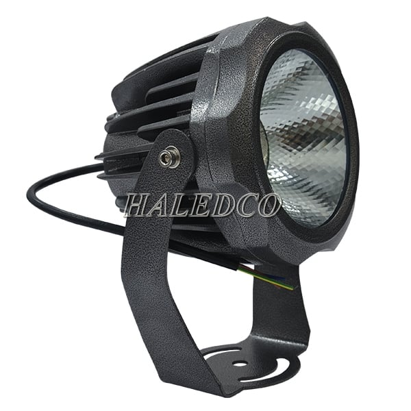 Kiểu dáng thân đèn pha led HLFL9-10w
