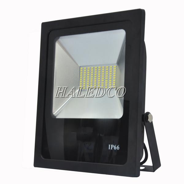 Kiểu dáng thân đèn pha led HLFL6-30w