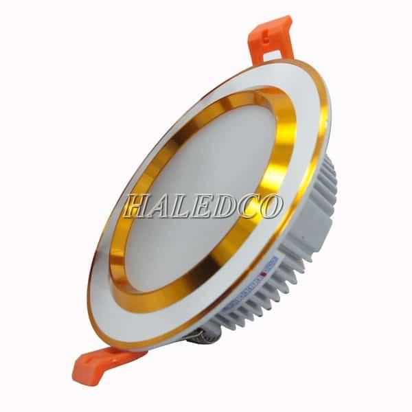 Thân đèn led âm trần HLDLT5-7w