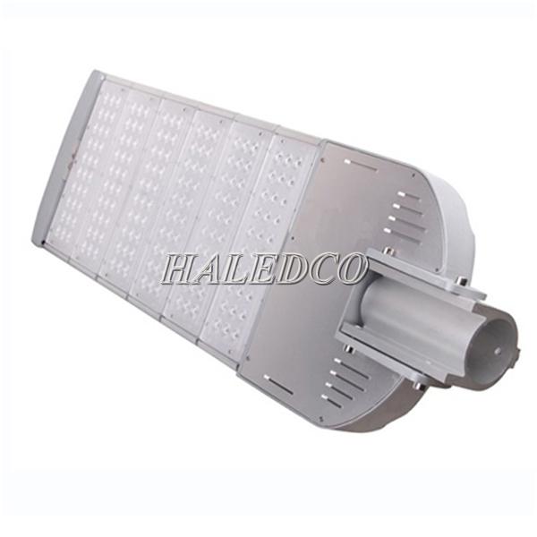 Vỏ đèn đường led HLS3-210w được anode hóa nhôm