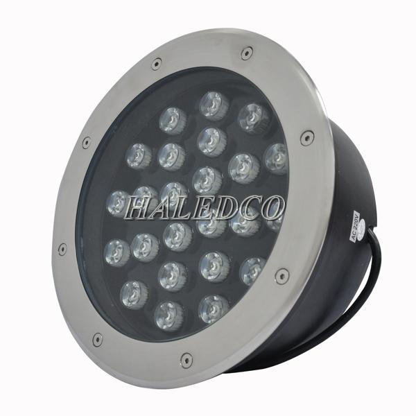Mặt đèn led âm đất HLUG1-24w