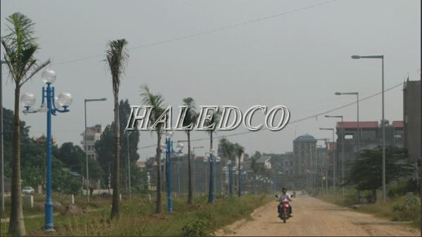 Đèn đường led chiếu sáng đường phố Việt Trì - Phú Thọ