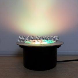 Đèn led âm đất HLUG1-12 RGB đổi màu