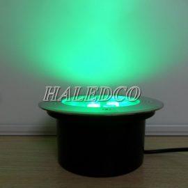 Đèn led âm đất HLUG1-18 RGB đổi màu