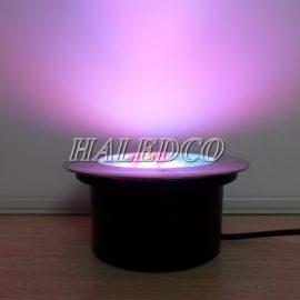 Đèn led âm đất HLUG1-5 RGB đổi màu