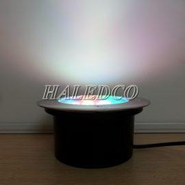 Đèn led âm đất HLUG1-9 RGB đổi màu