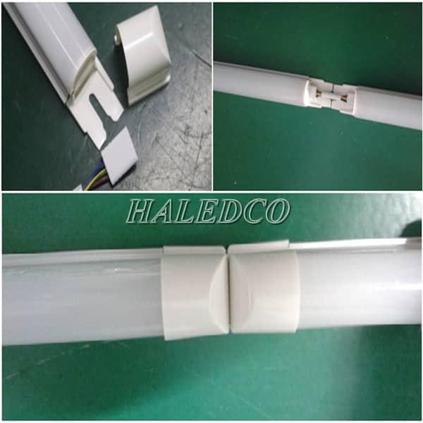 Lắp đặt đèn led phòng sạch HLLCR8.1-9w