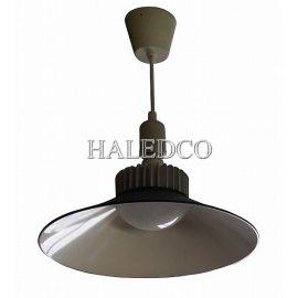Đèn led thả trần đơn chao tròn HLCL-40w