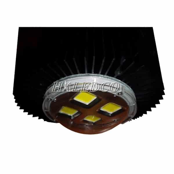 Đèn led nhà xưởng HLHB1-200w 4 mắt chip led