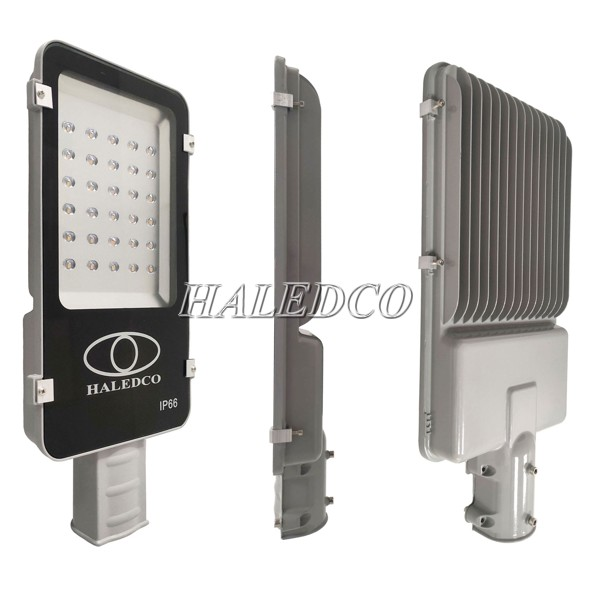 Kiểu dáng hình chữ nhật đèn đường HLS1-30