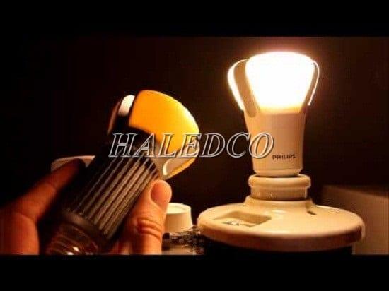 Bòng đèn led siêu sáng hiện đại