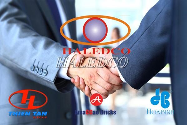 Các đối tác sử dụng đèn đường led S7-Haledco