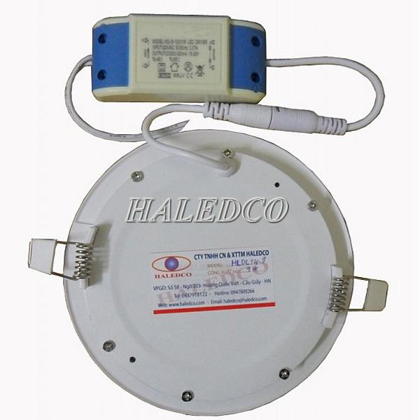 Nguồn đèn led âm trần HLDLT4-4w siêu mỏng