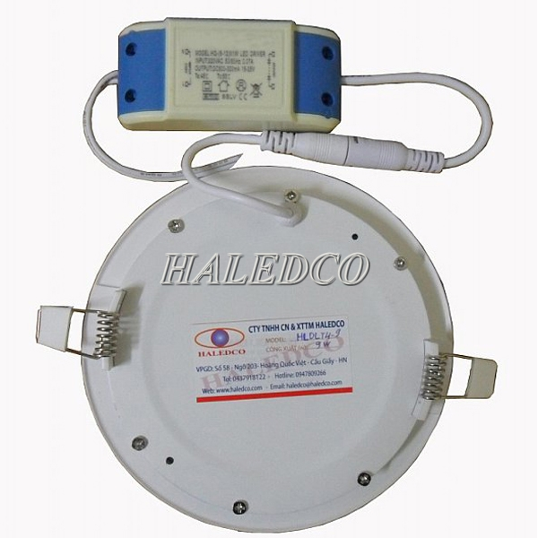 Nguồn led đèn led âm trần HLDLT4-6w siêu mỏng