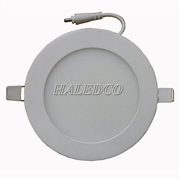 Chíp led sau lớp kính mờ đèn led âm trần HLDLT4-4w siêu mỏng