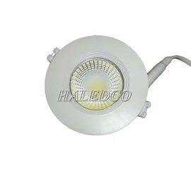 Đèn led âm trần HLDLT2-7w chíp COB