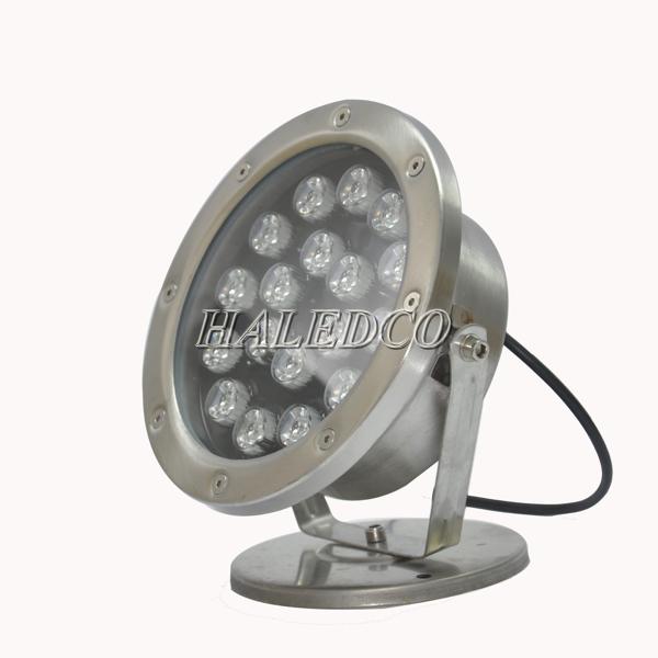 Thân đèn led dưới nước 18w dạng đế HLUW1-18w