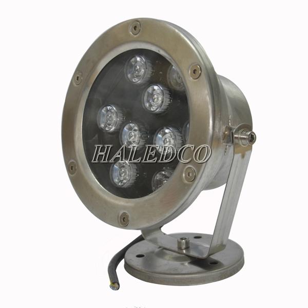 Thân đèn led âm nước 9w HLUW1-9