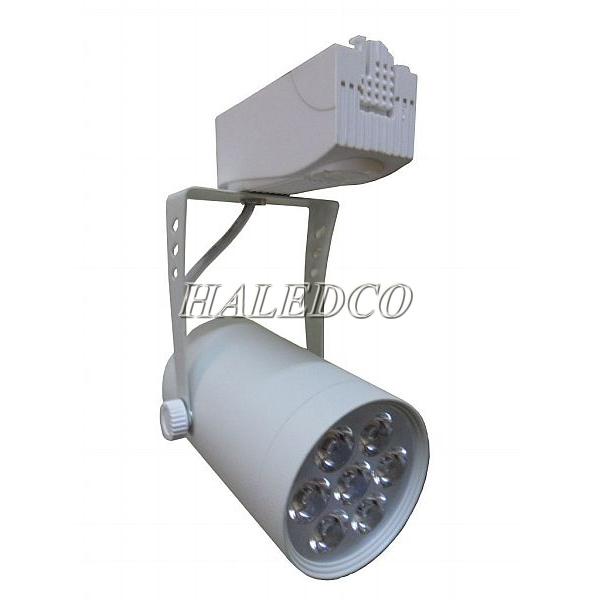 Cấu tạo thân đèn led ray rọi chíp mắt HLSL1-7w