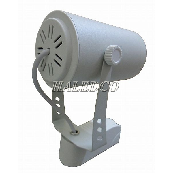 Cấu tạo nguồn đèn led ray rọi chíp mắt HLSL1-7w