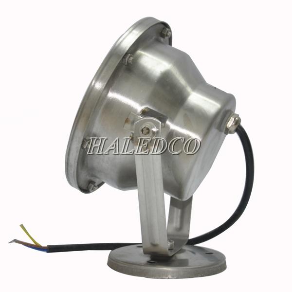 Bộ nguồn được đặt trong thân của đèn led âm nước 9w HLUW1-9