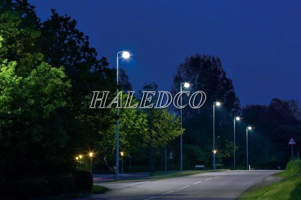 Ứng dụng chiếu sáng đèn đường led HLS1-20