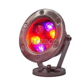 Đèn led âm nước HLUW1-6 RGB