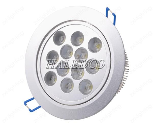 Chíp led đèn led âm trần HLDLT1-12w chíp mắt