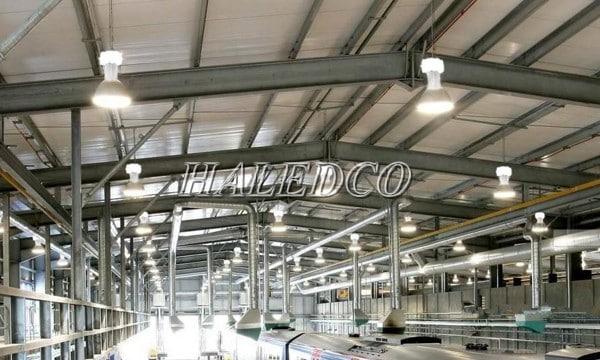 Những ứng dụng của đèn led trong công nghiệp sản xuất