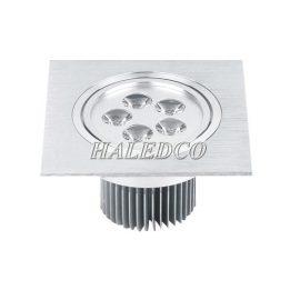 Đèn led âm trần HLDLV1-5w vuông đơn