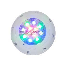 Đèn led hồ bơi HLUWP4-12 RGB vỏ nhựa