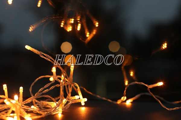 Đèn LED dây trang trí sân vườn