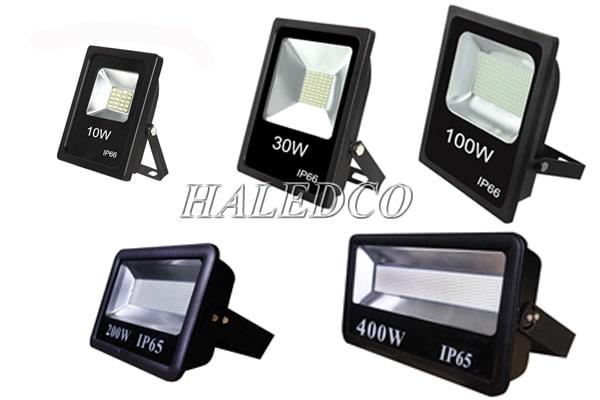 Một số mẫu đèn pha led phổ biến hiện nay