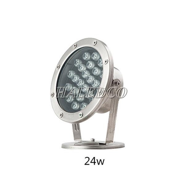 Thân đèn led dưới nước HLUW1-24 dạng đế