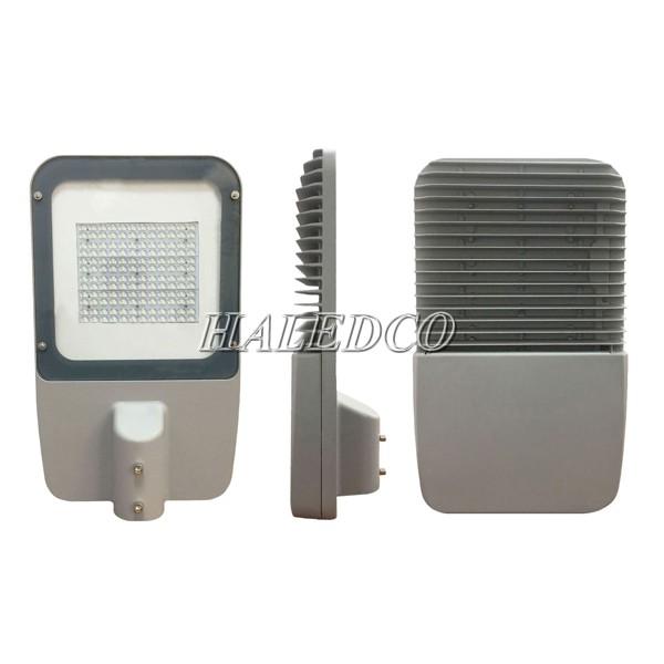 Kiểu dáng, vỏ đèn LED chiếu sáng đường phố HLS4-100 hợp kim nhôm