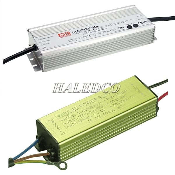 Nguồn đèn đường led 100w